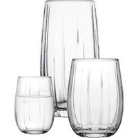 Paşabahçe Linka 18 Parça Su Meşrubat Kahve Yanı Bardağı Takımı Seti