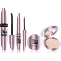 Makeuptime Rimel+Eyelıner+Pudra