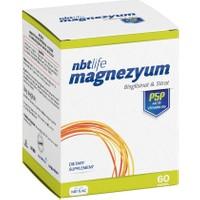 Nbt Life Magnezyum P5P Vitamin B6 60 Kapsül