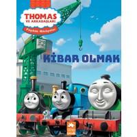 Thomas Ve Arkadaşları – Kibar Olmak - Nancy Parent