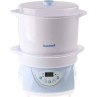 Weewell WSB160 Buharlı Sterilizatör - Kurutucu - Mama Isıtıcı