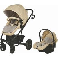 Sunny Baby Marvel Travel Sistem Bebek Arabası Bej