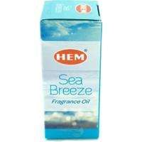 Dünyadan Hediyeler Deniz Meltemi Aromalı Lüks Buhurdanlık Yağı Sea Breeze10 ml