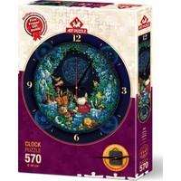 Art Puzzle Astroloji 570 Parça Saat Puzzle