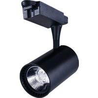 Foblight Boru Tipi 35W Siyah Kasa Günışığı Ray Spot