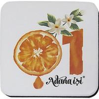 Adana İşi 01 Portakal Magnet (Üçlü)