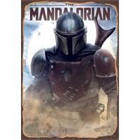 Marple's The Mandolorian Poster