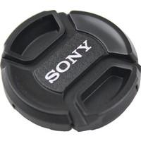 Ayex Sony Lensler İçin 55 mm Snap On Lens Kapağı Objektif Kapağı