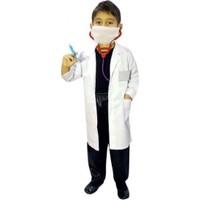 Kostümce Çocuk Doktor Önlüğü