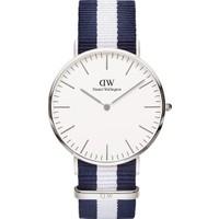 Daniel Wellington Classic 40 Glasgow S White Erkek Kol Saati DW00600018