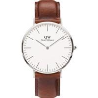 Daniel Wellington Classic 40 St Mawes S White Erkek Kol Saati DW00600021