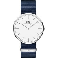 Daniel Wellington Classic 40 Bayswater S White Erkek Kol Saati DW00600276