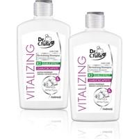 Farmasi Dr. C. Tuna Vitalizing Sarımsaklı Şampuan 500 ml x 2