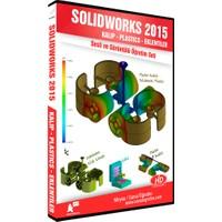 Sanal Öğretim Solidworks 2015 Kalıp Plastics Eklentiler Video Eğitim Seti