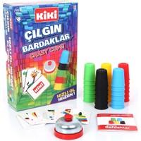 Kiki Çılgın Bardaklar Zeka Oyunu