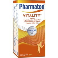 Pharmaton 30 Kapsül Multivitamin