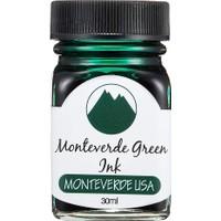 Monteverde G309MG Şişe Mürekkep 30 ml Green