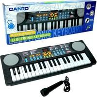 Canto 37 Tuşlu Mikrofonlu Piyano
