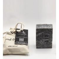 Crs Bambu Kömür Tozu ve Çay Ağacı Doğal Sabunu