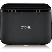 Zyxel VMG3625-T20A Dual-Band AC 1200 Mbps Wireless 4 Port Gigabit VDSL2/ADSL2 Modem Router