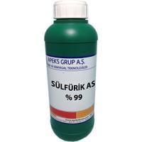 Apeks Sülfürik Asit %97 H2So4 1 kg