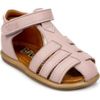 Vicco 918.e20Y.028 İlk Adım Deri Pembe Çocuk Sandalet