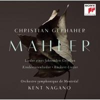 Christian Gerhaher - Mahler - CD