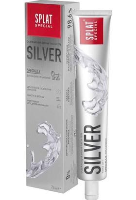 Splat Silver Gümüş Diş Macunu 75 ml