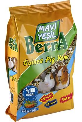 Mavi Yeşil Berra Guinea Pig Yemi 6'lı
