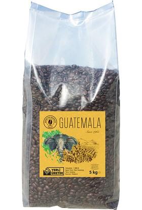 Bedirhan Kahve Guatemala Filtre Kahve Çekirdek 5kg