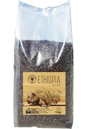 Bedirhan Kahve Etiyopya Filtre Kahve Çekirdek 5 kg