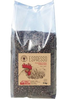Bedirhan Kahve Espresso Kahve Çekirdek 5kg