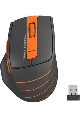 A4Tech A4 Tech FG30 Kablosuz Mouse Turuncu