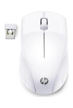Hp 7KX12AA 220 Kablosuz Mouse Beyaz