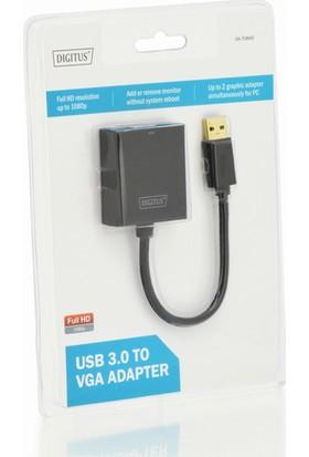 Digitus USB 3.0 - VGA Grafik Adaptörü