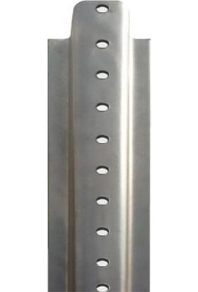 İlgi Trafik Omega Direk Trafik Levhası Tabela Direği 3 m 3 mm