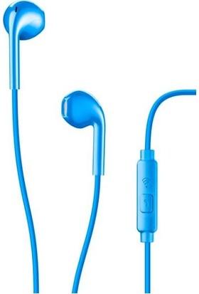Cellularlıne Lıve Kulaklık Mavı - Lıveb