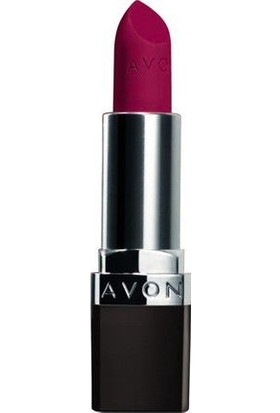 Avon True Color Perfectly Mat Ruj Wild Cherry