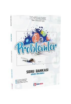 Lider Plus Yayınları Problemler Soru Bankası