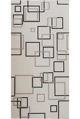 Pierro Mutfak Tezgah Arası Seramik Dekor Gisella Siyah
