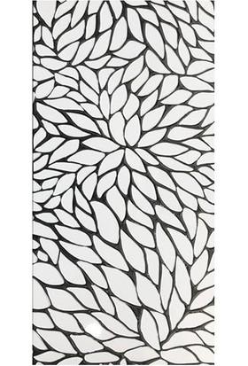 Pierro Mutfak Tezgah Arası Seramik Dekor Kristal Siyah