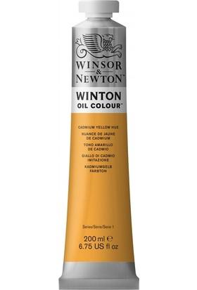 Winsor & Newton 109 9 Winton Yağlı Boya Cadmium Yellow Hue 200 ml