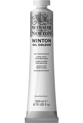 Winsor & Newton 415 77 Winton Yağlı Boya Soft Mixing White 200 ml