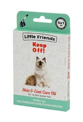 Little Friends Keep Off Kediler Için Ense Damlası 5x1 ml