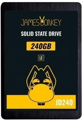"James Donkey JD240 LE 240GB 510MB-500MB/sn Sata 3 2.5"" SSD"