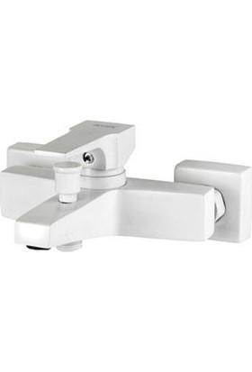 Newarc Aqua Banyo Bataryası Beyaz