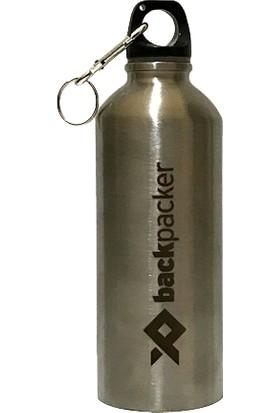 Backpacker Çelik Matara 500 ml Silver