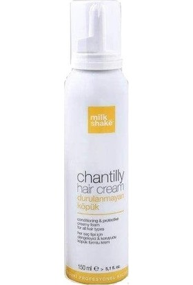 Milk Shake Conditioning Whipped Cream Saç Bakım Köpüğü 150 ml