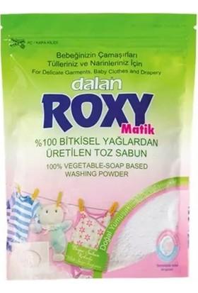 Dalan Roxy Matik Toz Bebek Deterjanı Beyaz Sabun Kokulu 800 gr - 3 Adet