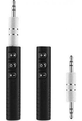 Polygold Bluetooth Araç Kiti Aux Transmitter Kablosuz Mikrofonlu